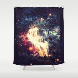 Enchanted Waterfall .. Shower Curtain