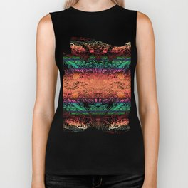 Funky Travels Biker Tank