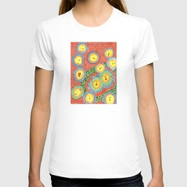 Splashes In Bubbles T-shirt