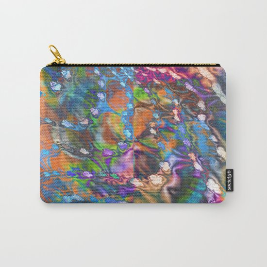 life spending oxygen Carry-All Pouch