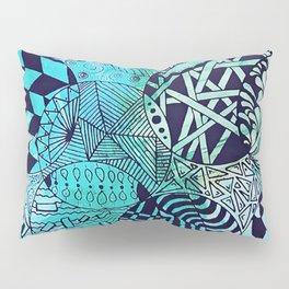 Zentangle Party Pillow Sham
