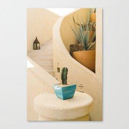 Cabo Architecture II Canvas Print