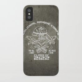 Class of 2122 iPhone Case