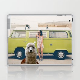 The Lama in LA Laptop & iPad Skin