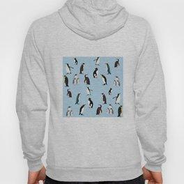 Penguin Pattern2 Hoody