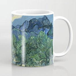 Olive Trees by Vincent van Gogh Coffee Mug