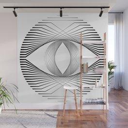 Eyeliner Wall Mural