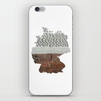germany iPhone & iPod Skins featuring Germany by Isabel Moreno-Garcia