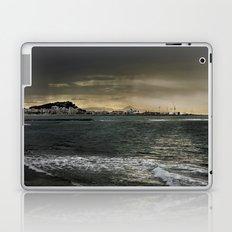 Storm in the sea Laptop & iPad Skin