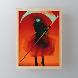 The Emperor's Gardener Framed Mini Art Print