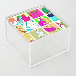 All I Wanna Do Acrylic Box