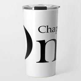 Chapter One Travel Mug