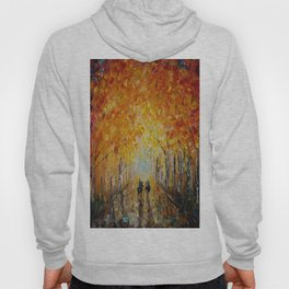 Horseback Riding in the East Coast Forest Hoody