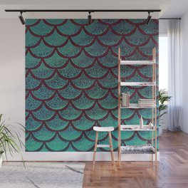 Tip the Scales Wall Mural