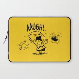 Auugh! Laptop Sleeve