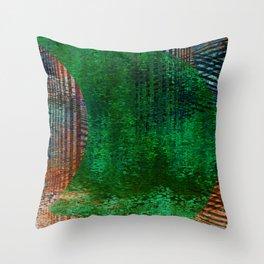 [dg] XO Digs (Brigadoon) Throw Pillow