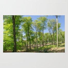 Summer Forest Rug