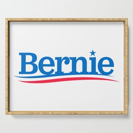 Bernie Sanders 2020 Elections logo Serving Tray