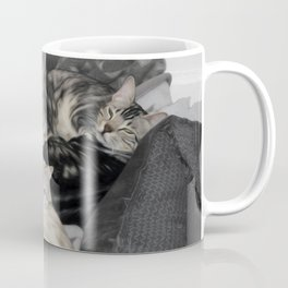 Bengal Cat Kitty Pile  Coffee Mug