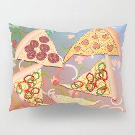 Pizza (A Reverie) Pillow Sham
