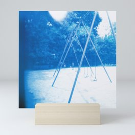 Toronto - Swings Mini Art Print