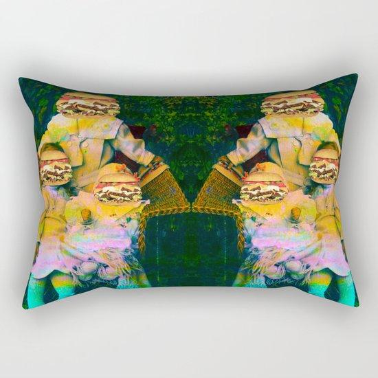 Mac Attack Rectangular Pillow