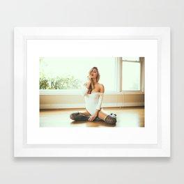 Hardwoods Framed Art Print