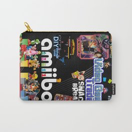Video Game Trader #33 Cover Design Carry-All Pouch