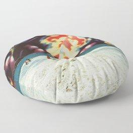 Meridional Helix (Pastime) Floor Pillow