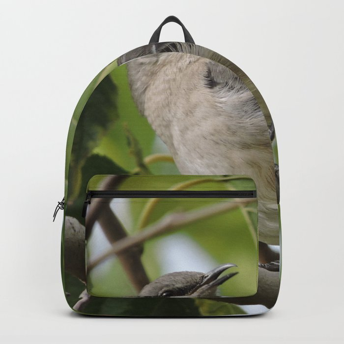 Mockingbird in a Mulberry Tree Backpack