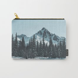 Bow Summit, Alberta, Canada Carry-All Pouch