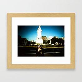 Lomo LC-A take #22 Framed Art Print