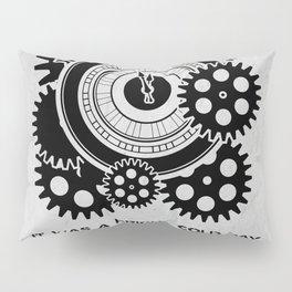 George Orwell - 1984 - Clock Striking 13 Pillow Sham