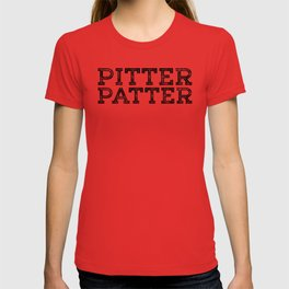 PITTER PATTER T-shirt
