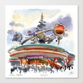 Tomorrowland Canvas Print