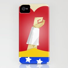 Polygon Heroes Rise 2 Slim Case iPhone (4, 4s)