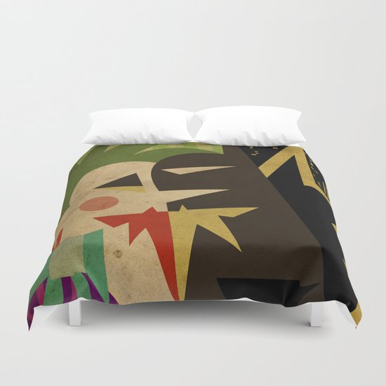 Destined to do this Forever Duvet Cover
