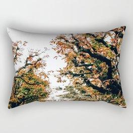 Don't Leaf Me   Lucerne, Switzerland Rectangular Pillow