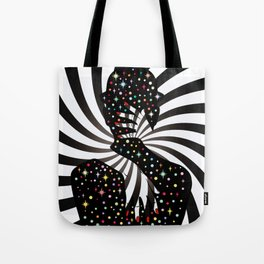 Mystical night Tote Bag