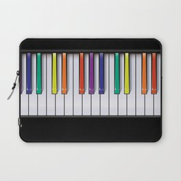 Colour Your Music Laptop Sleeve