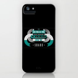 "Lyric Love - ""ZEPPELIN"" iPhone Case"