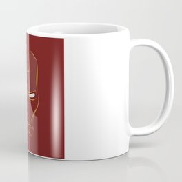 iron man face Coffee Mug