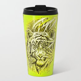 tiger - king of the jungle Travel Mug