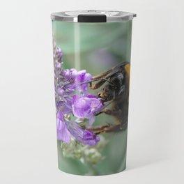 Hello Flower! Travel Mug