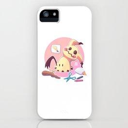 Mimikyu iPhone Case