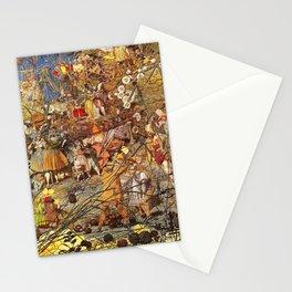 Richard Dadd The Fairy Feller's Master Stroke Stationery Cards