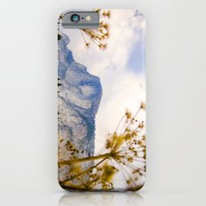 Yosemite National Park - Half Dome Mountain iPhone 6 Slim Case