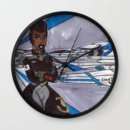 Daring Wall Clock