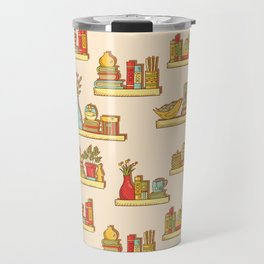 Interior shelves Travel Mug