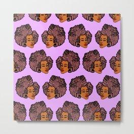 Tomi Repeat Pattern Metal Print